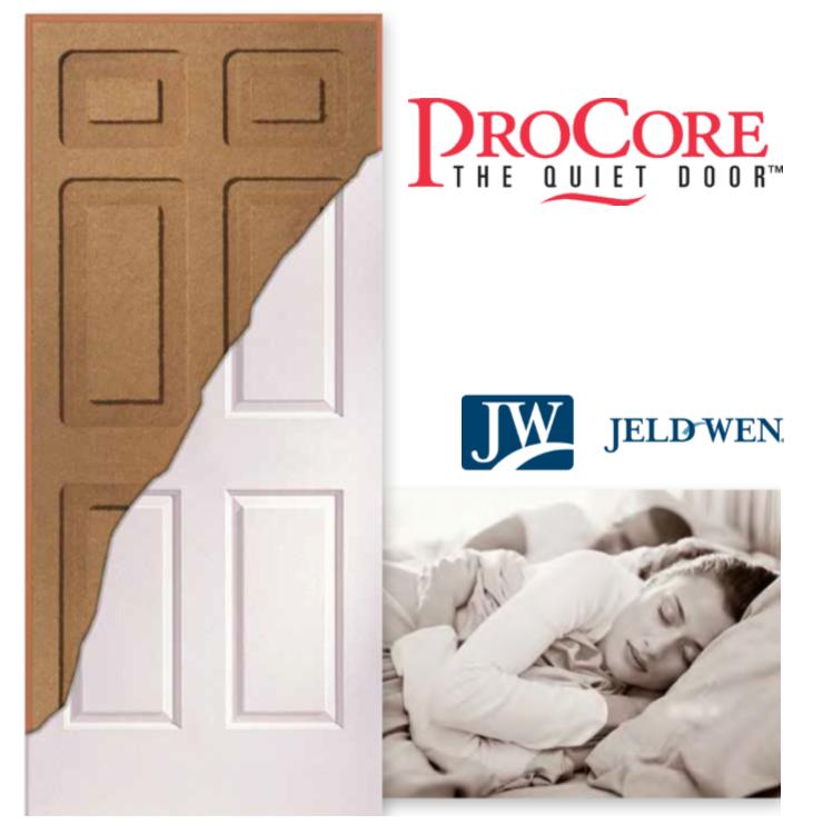 Procore - the quiet door - Bytown Lumber