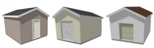 DIY Sheds from Bytown Lumber