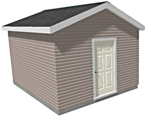 DIY Sheds - Bytown Lumber