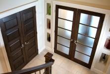 Portes intérieures et moulures - Matériaux Bonhomme