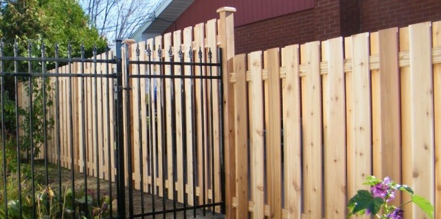 WIN YOUR FENCE!