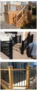 Railings - Bytown Lumber