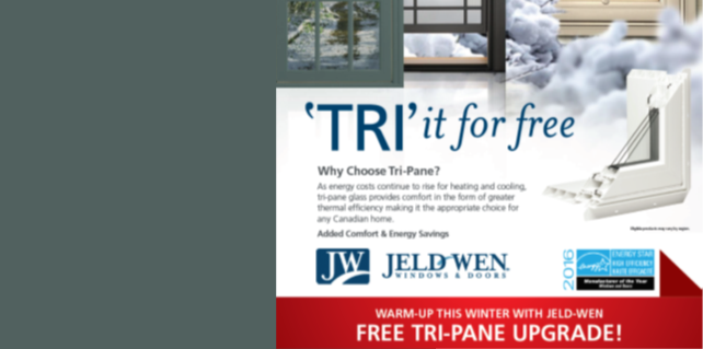 Jeld-Wen Winter Promotion!